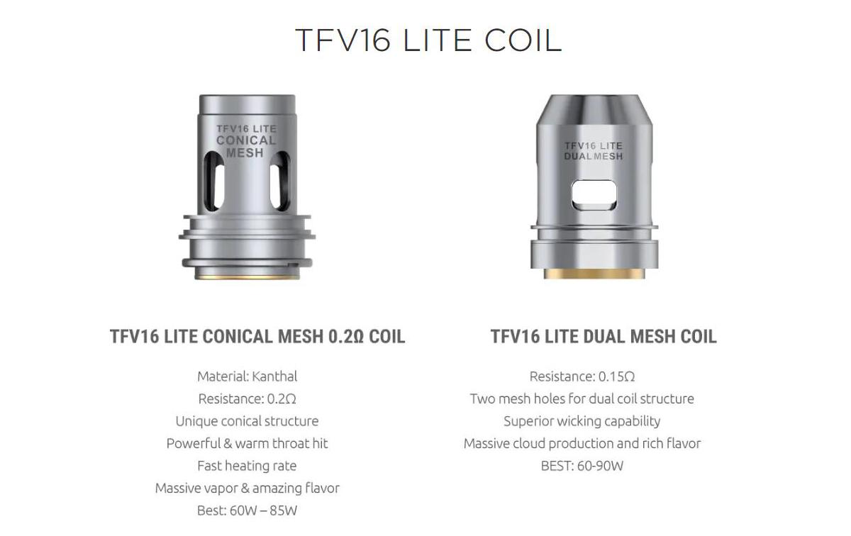 Smok TFV16 Lite Coil