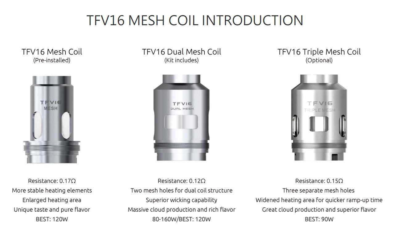 Smok TFV16 Coil