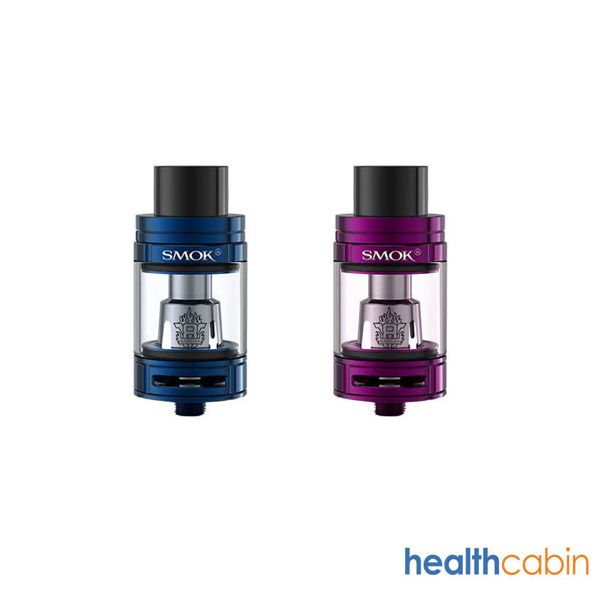 Smok TFV8 Big Baby Tank Atomizer 5ml Blue & Purple