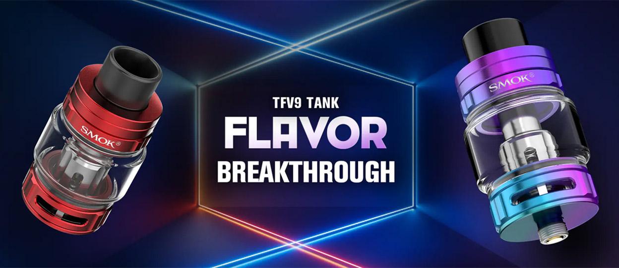 Smok TFV9 Tank