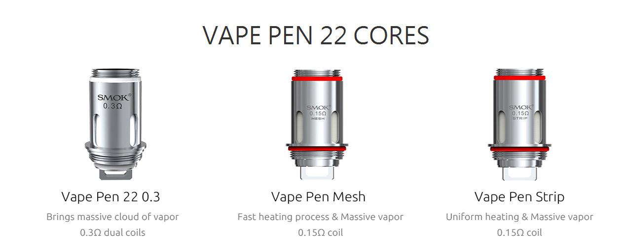 SMOK Vape Pen Mesh Coil