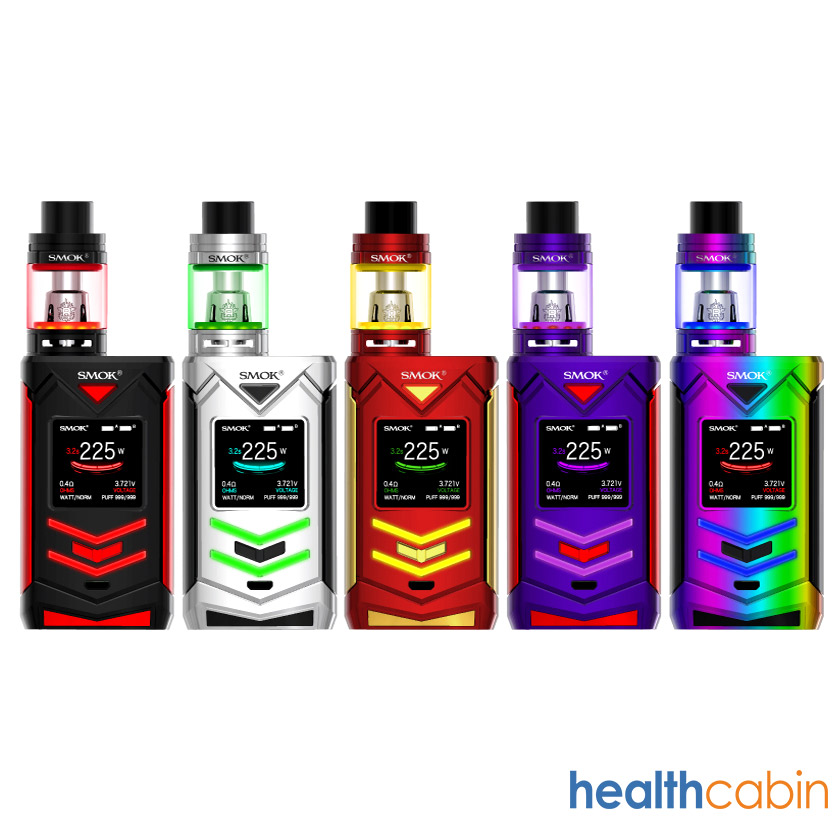 SMOK Veneno 225W Mod Kit with TFV8 Big Baby Light Edition Tank Standard Edition