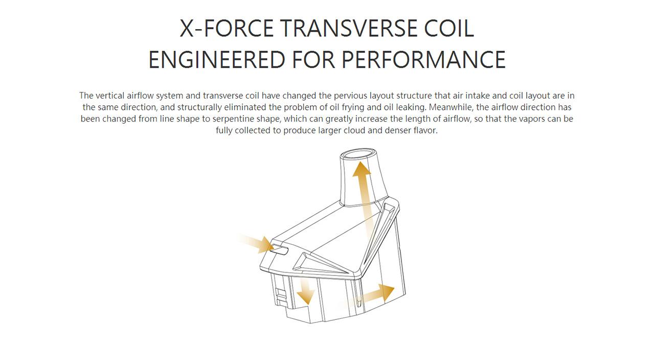SMOK X-Force Starter Kit