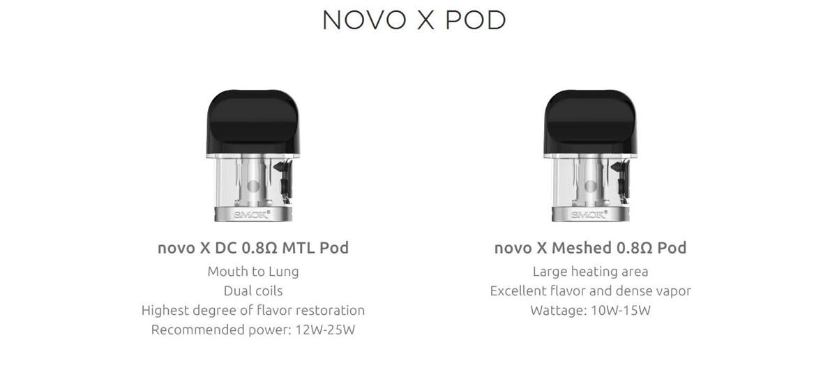 Smok Novo X 25W Pod System