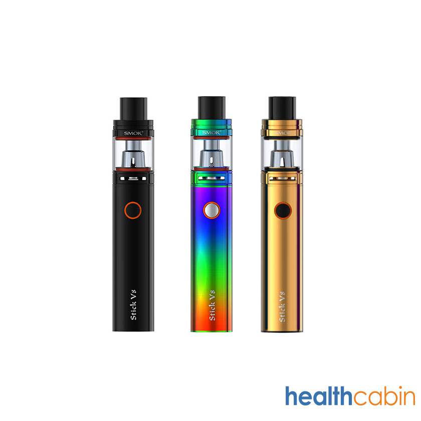 SMOK Stick V8 3000mAh Starter Kit Black & Gold & Rainbow
