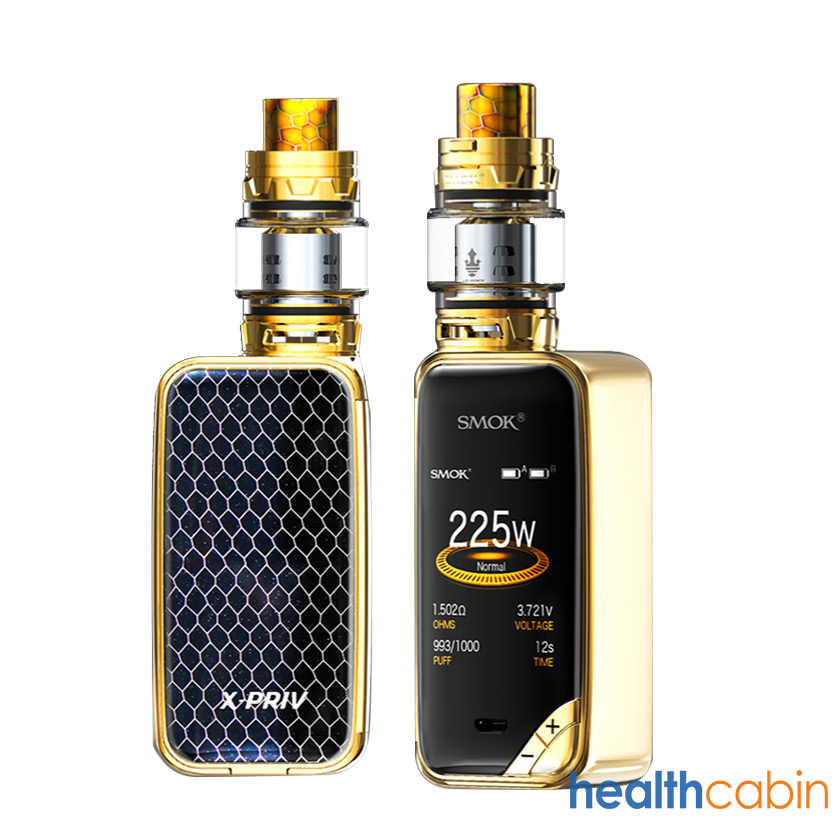 SMOK X-Priv 225W Mod Kit with TFV12 Prince Tank Standard Edition