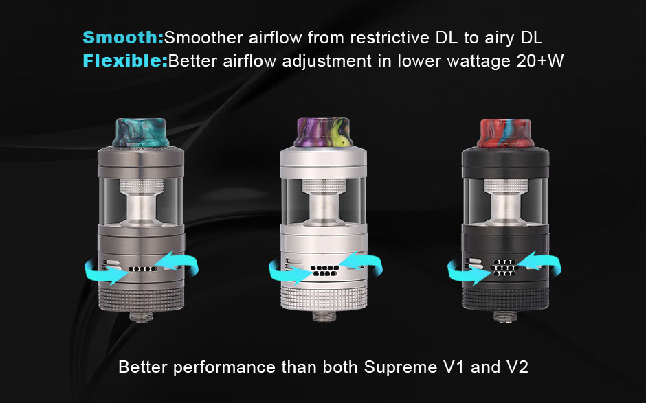 Steam Crave Aromamizer Supreme V3 RDTA