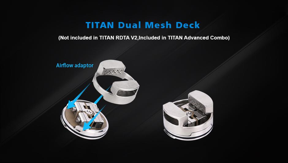 Steam Crave Aromamizer Titan V2 RDTA