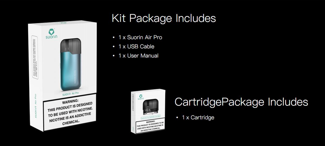 Suorin Air Pro Kit