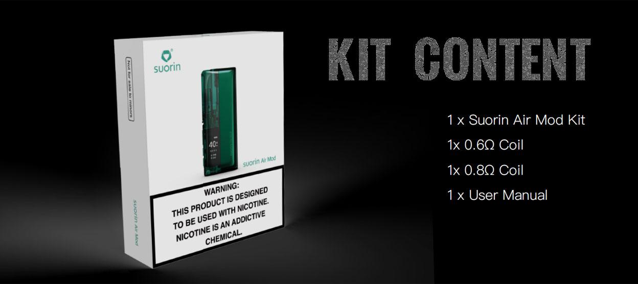 Suorin Air Mod Kit