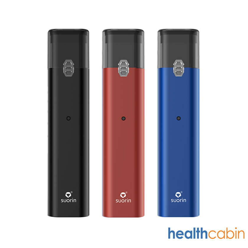 Suorin iShare Single Starter Kit 130mAh Metal Edition