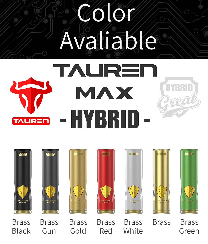 THC Tauren Max Mech Mod