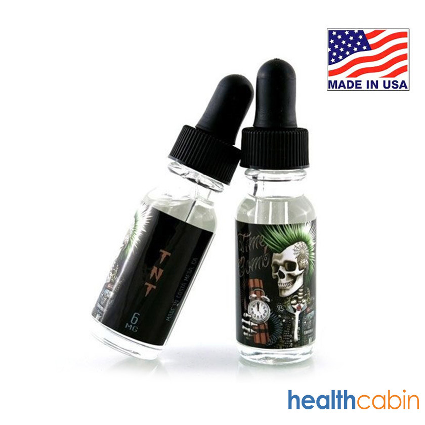 30ml Time Bomb Vapors TNT E-liquid