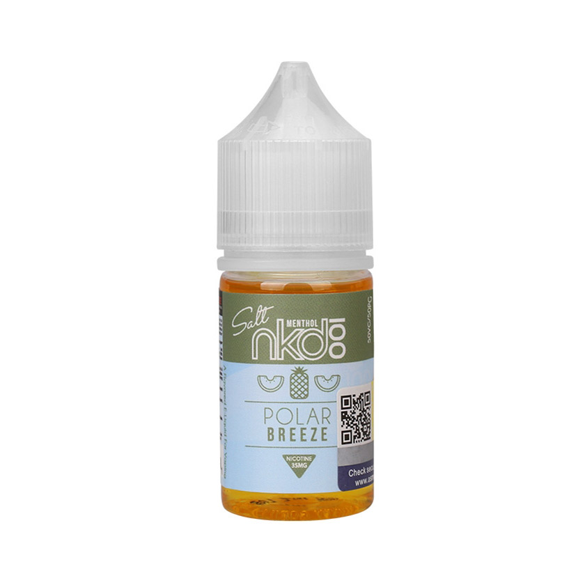 30ml Nkd 100 Polar Breeze Salt E-Liquid