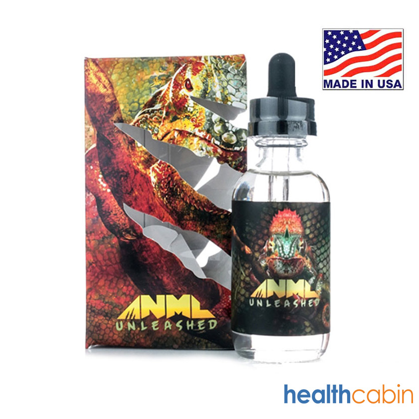 60ml ANML Unleashed Reaver E-liquid