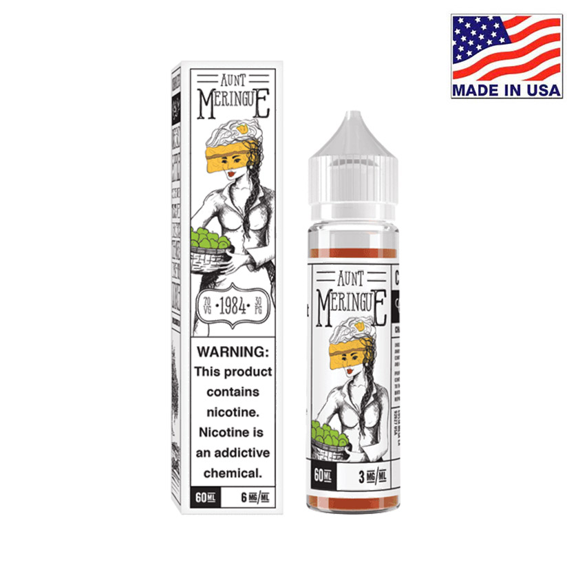 60ml Charlies Chalk Dust Aunt Meringue E-liquid