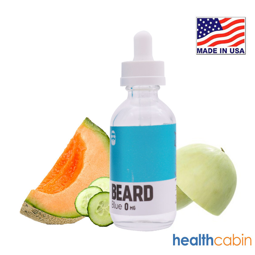 60ml Beard Vape Co Blue E-liquid