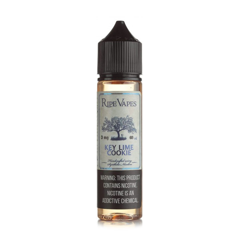60ml Ripe Vapes Key Lime Cookie E-liquid