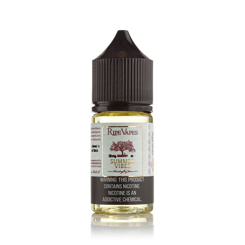 30ml Ripe Vapes Summer Vibes Salt E-liquid