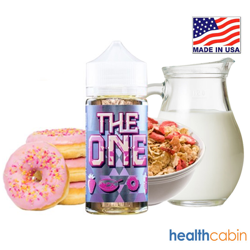 100ml The One Donut Cereal E-liquid