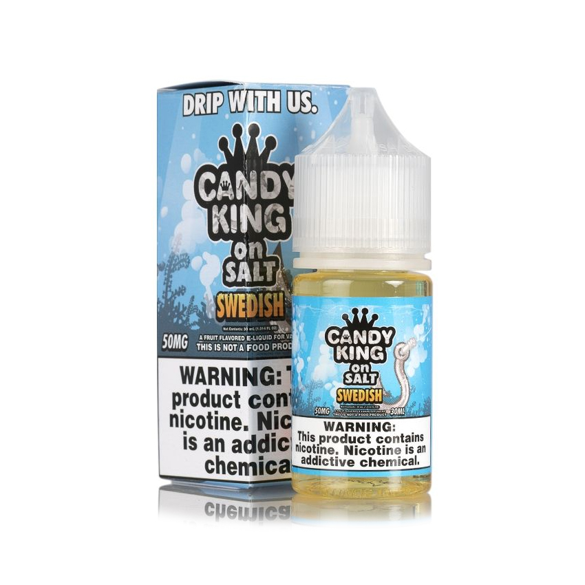 30ml Candy King Swedish Salt E-liquid