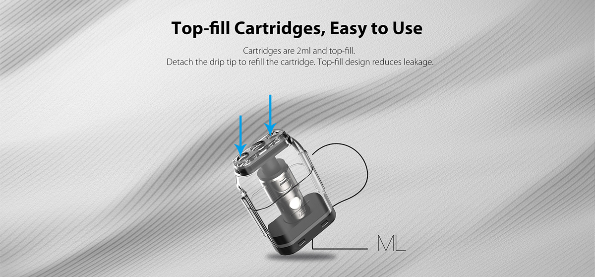 Uwell Caliburn Pod Cartridge