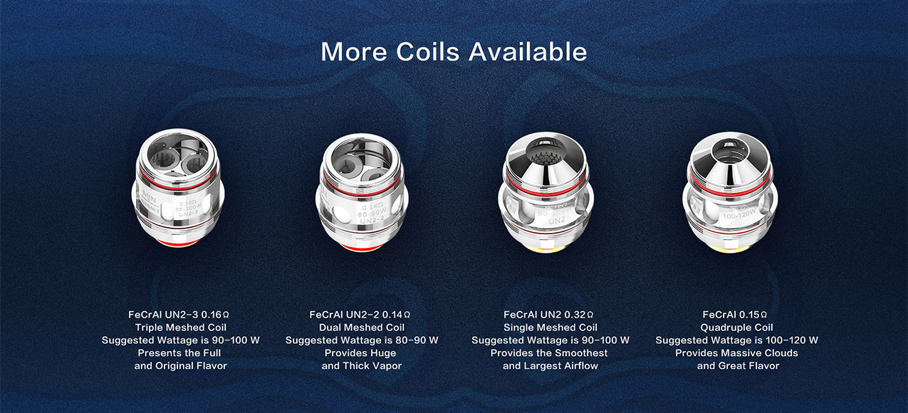 Uwell Valyrian 2 Coil