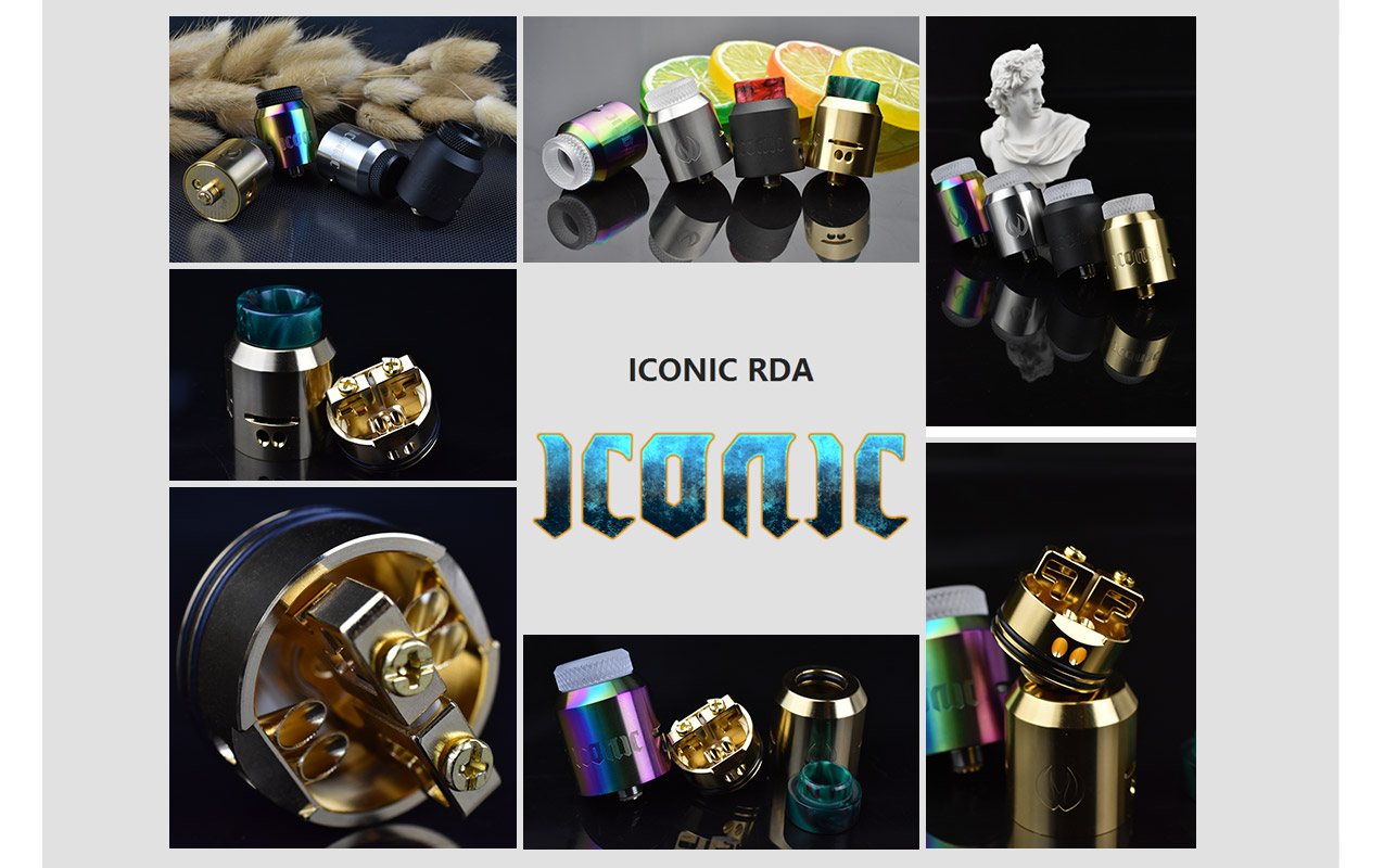 Vandyvape ICONIC RDA