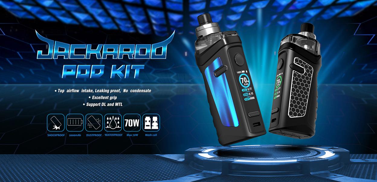 Vandy Vape Jackaroo 70W Kit