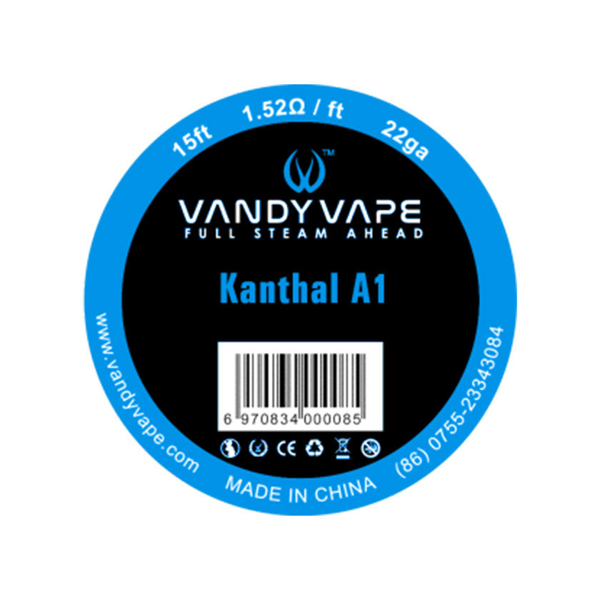 15ft Vandy vape Kanthal Wire 22ga