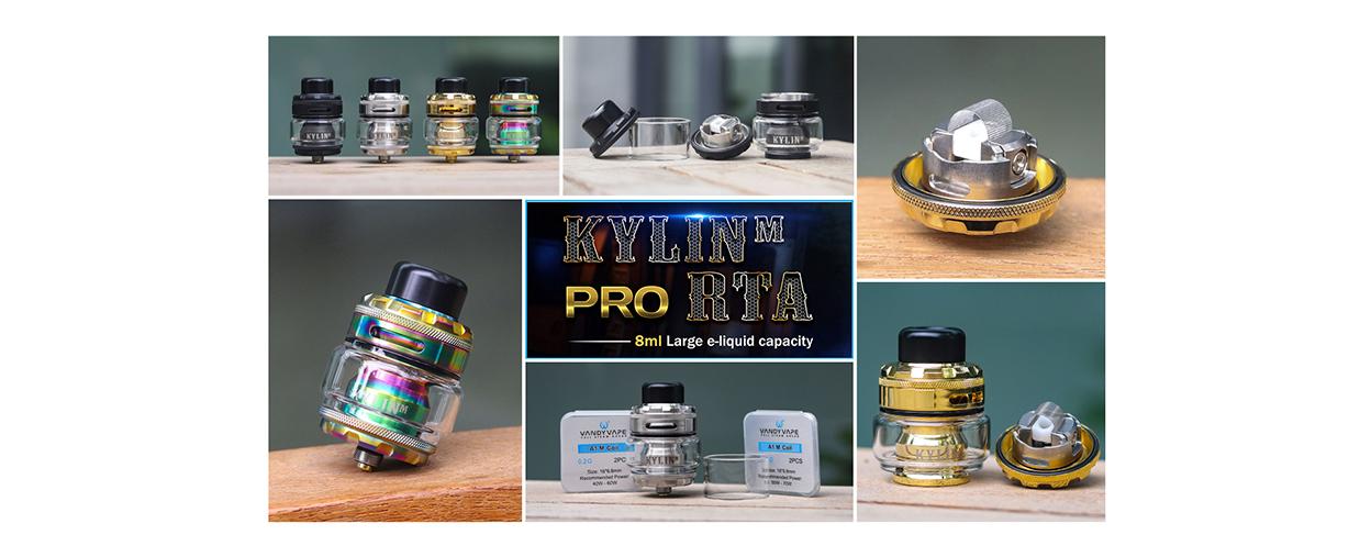 Vandy Vape Kylin M Pro RTA