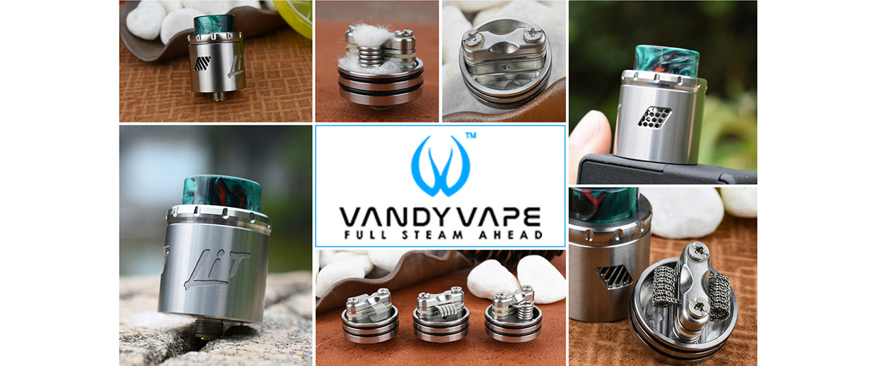 Vandyvape LIT RDA Atomizer