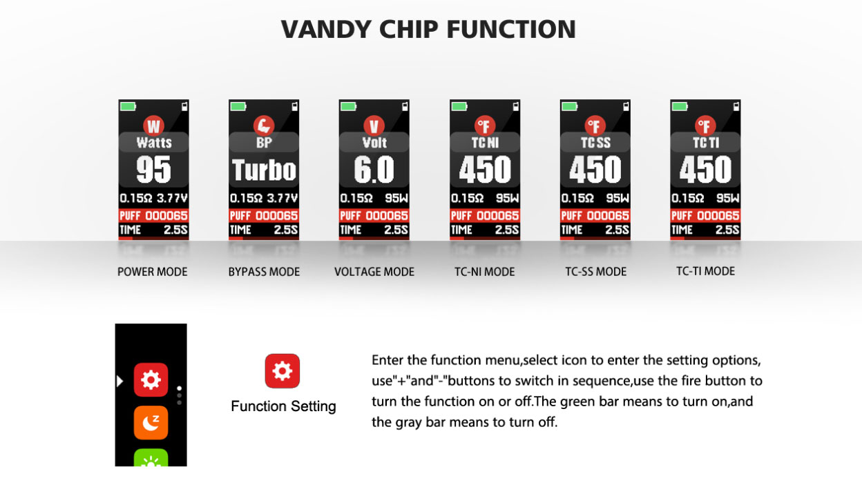 Vandy Vape PR SE Kit