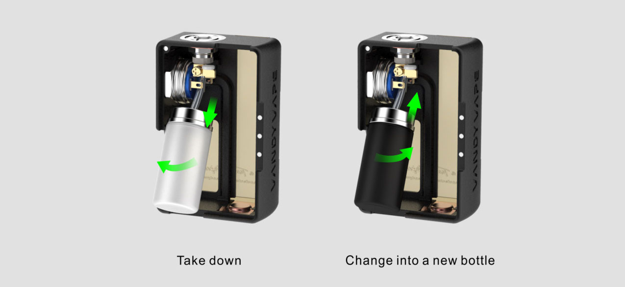 Vandyvape Pulse BF Mod Kit