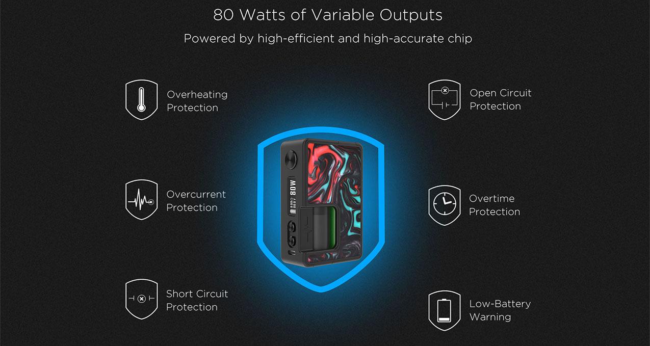 VandyVape Pulse 80W Box Mod