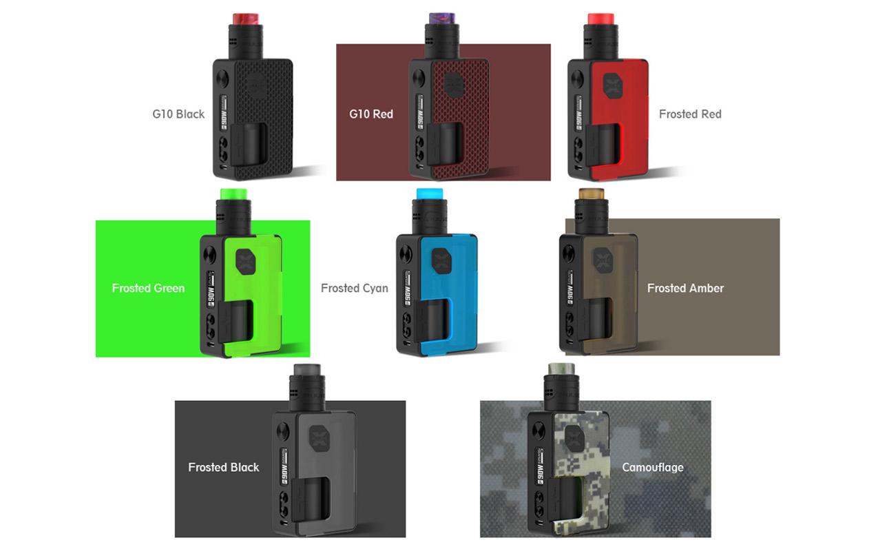 Vandy Vape Pulse Family New Member - Pulse X BF Squonk Kit