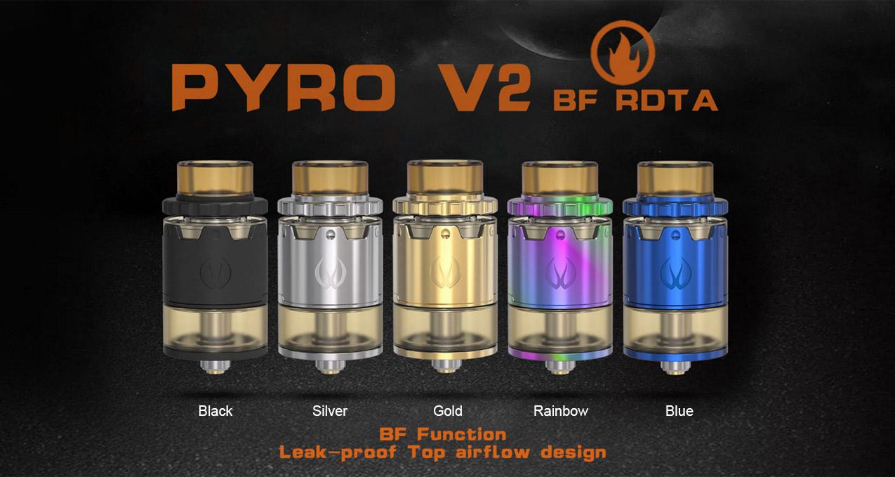 Vandyvape Pyro V2 RDTA