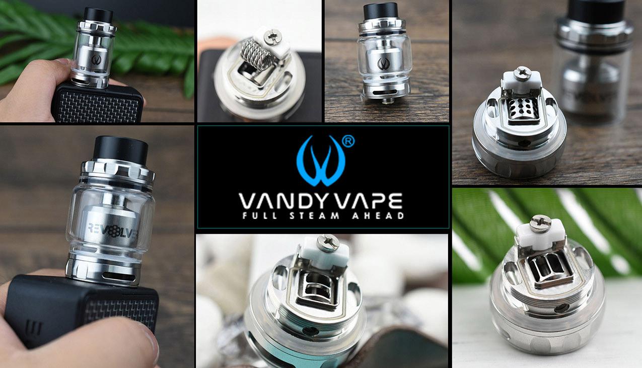 Vandy Vape Revolver RTA Tank