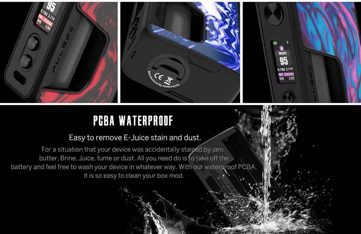 Vandy Vape Pulse V2 BF 95W Mod
