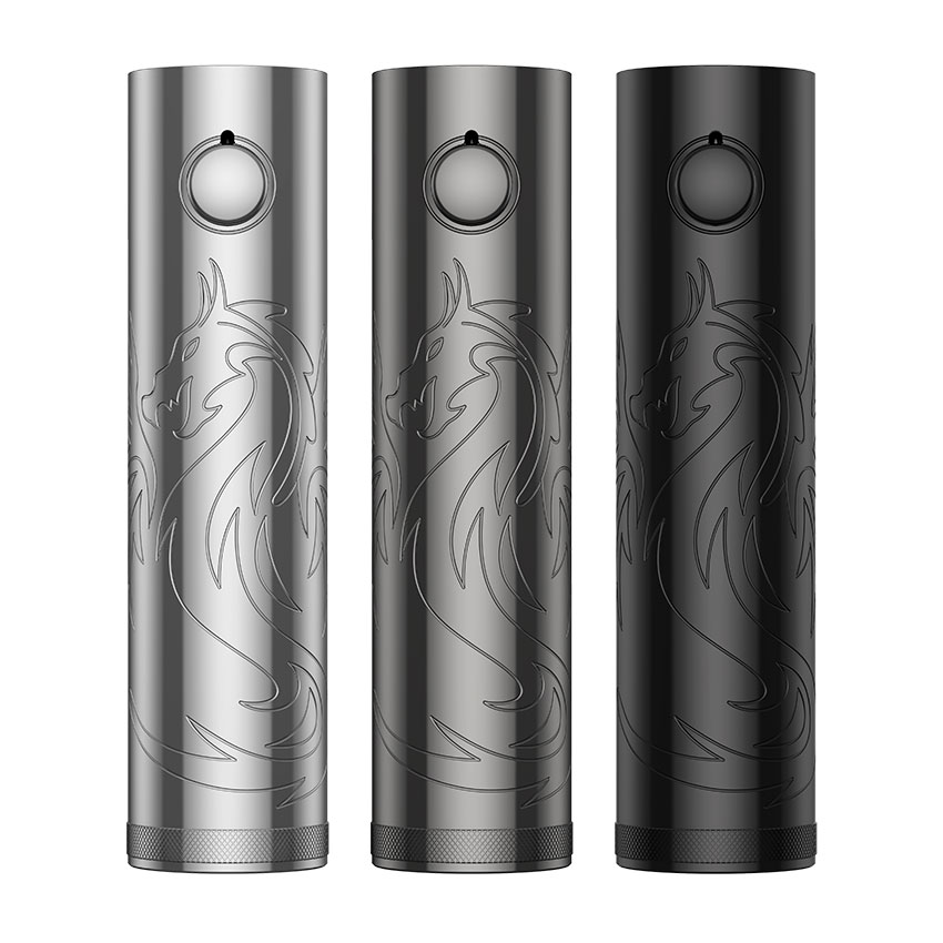 Vapefly Siegfried Tube 21700/18650 Mod Battery