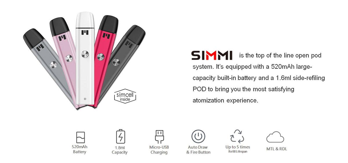Vaporbucks SIMMI Kit