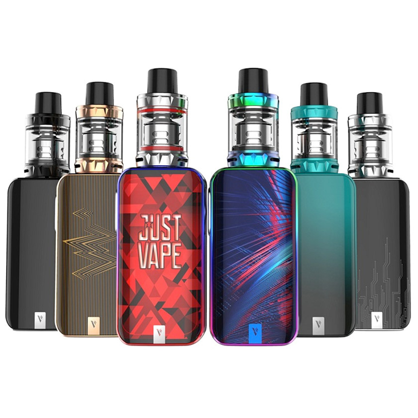 Vaporesso Luxe Nano 80W Mod Kit With SKRR-S Mini Tank Atomizer 3.5ml 2500mAh