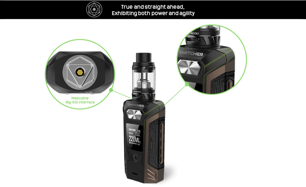 Vaporesso Transformer Switcher Kit