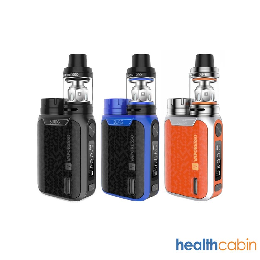 Vaporesso SWAG 80W Mod Kit with NRG SE Tank