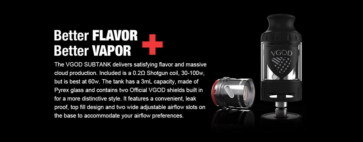 VGOD Pro 200W Mod Kit