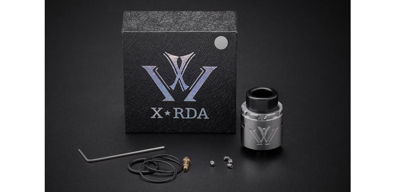 Vxvtech X RDA