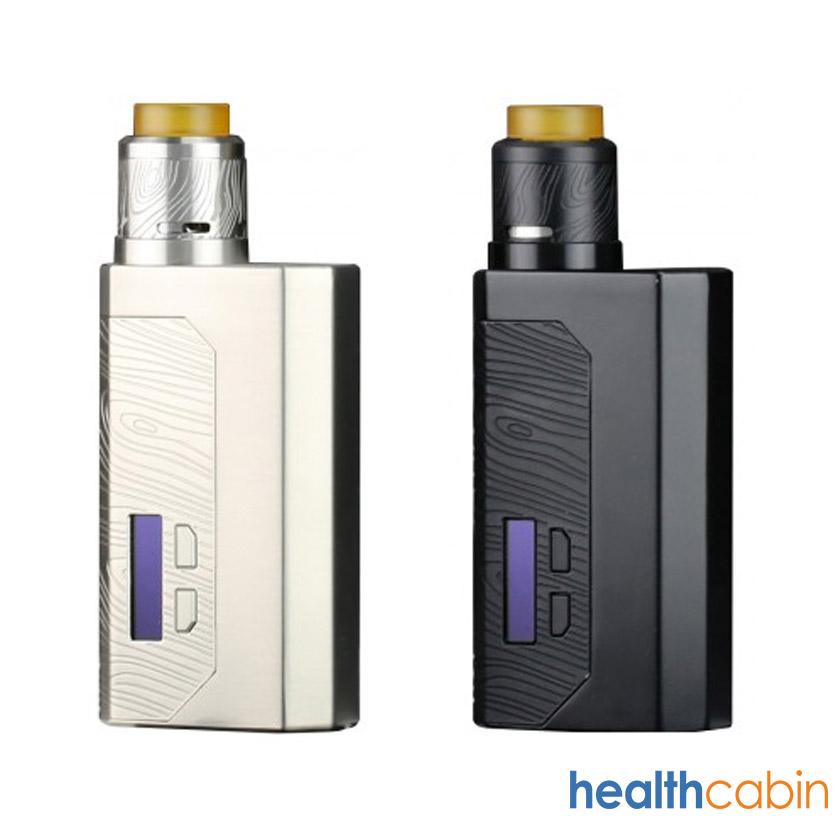 Wismec Luxotic MF 100W Mod Kit with Guillotine V2 RDA With Screen Edition