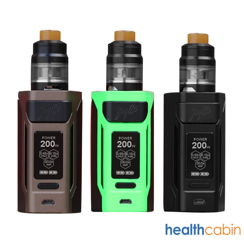 Wismec Reuleaux RX2 20700 Mod Kit with Gnome Tank Atomizer