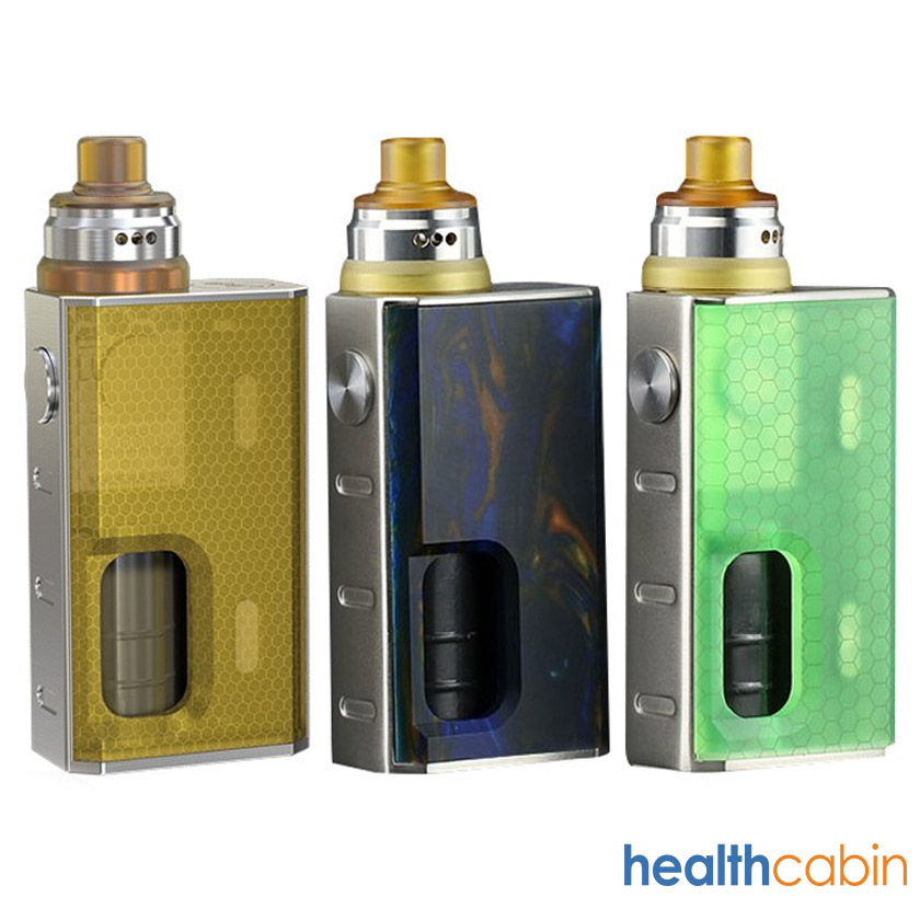 Wismec Luxotic BF Box Mod Kit with Tobhino BF RDA Atomizer