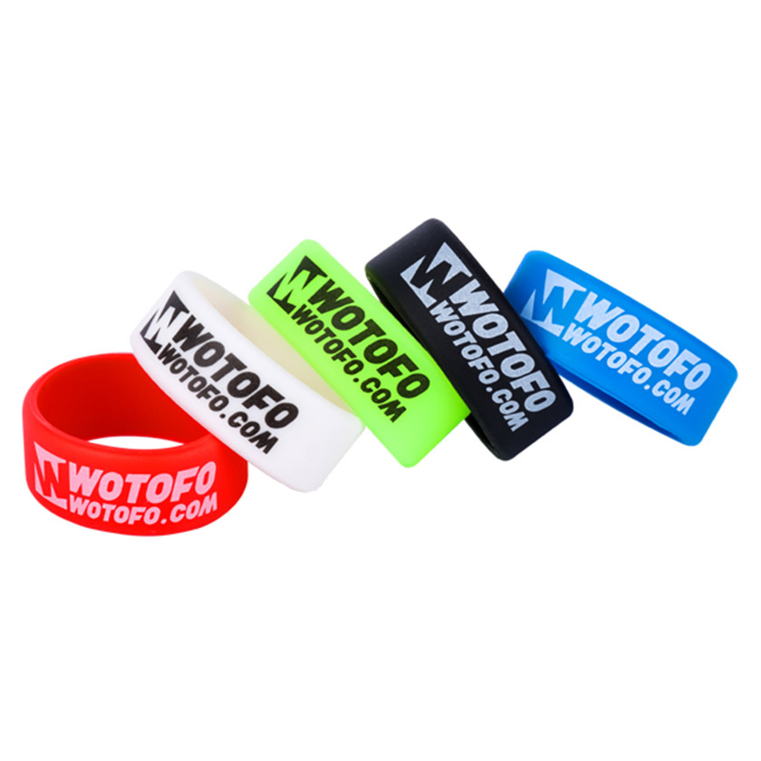 5pc Wotofo Silicone Vape Band Tank Protector